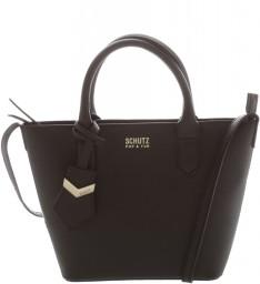 Bolsa Schutz Mini Shopping Mari Black S500150100