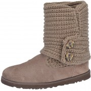 Bota Estilo Ugg Via Telli - 0500 Chocolate