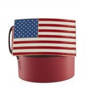 Cinto com Bandeira dos EUA Original Design - 7287