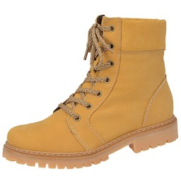 Coturno Yelllow Boot Via Telli - 702
