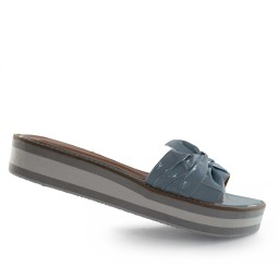 Tamanco Flatform Numeração Especial Sapato Show 8002