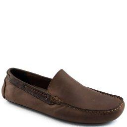Mocassim Em Couro Zariff Shoes 528626