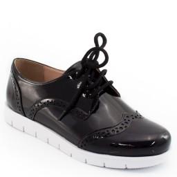 Oxford Verniz Sapato Show 6101