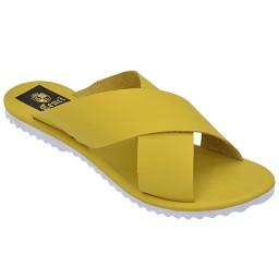 Rasteira Cenci - 1303 Amarelo