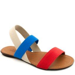 Rasteira Elástico Sapato Show Numeração Grande 632