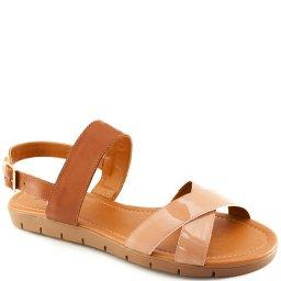 Rasteira Envernizada Sapato Show 13419