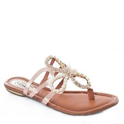 Rasteira Feminina Numeração Especial Sapato Show - 638
