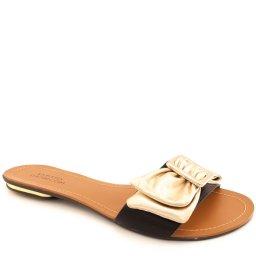 Rasteira Laço Numeração Especial Sapato Show 12041e