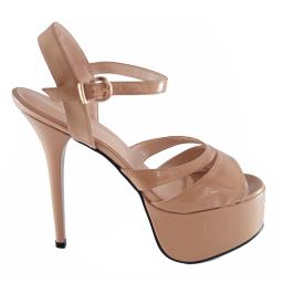 Sandália Numeração Especial Sapato Show - 66701