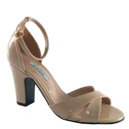 Sandália Salto Robusto Sapato Show 69556