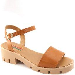 Sandalia Tratorada Numeração Especial Sapato Show 8575