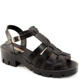 Sandalia Tratorada Numeração Especial Sapato Show 8675