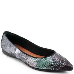 Sapatilha de Paetê Sapato Show 375001