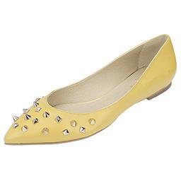 Sapatilha Feminina Belmon - 1409 Amarelo - 33 ao 43