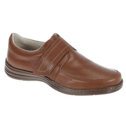 Sapato Masculino com Velcro Italeoni - 810