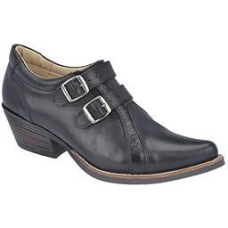 Sapato Masculino Fivelas MTrez - 2052
