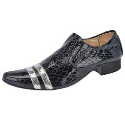Sapato Masculino Prata Ebenezer - 831