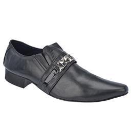 Sapato Masculino Preto Ebenezer - 841