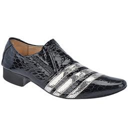 Sapato Masculino Tiras Ebenezer - 828