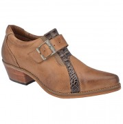 Sapato Social Masculino MTrez - 9025