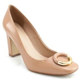 Scarpin Bico Redondo Sapato Show 81541