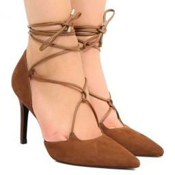 Scarpin Amarração Zariff Shoes 7337