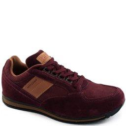 Tênis Sneaker Joplin Burgundy West Coast 126902