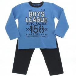 Agasalho Alakazoo Infantil Menino Moletom Boys League 28298