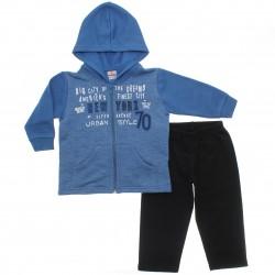 Agasalho Brandili Menino Infantil Capuz New York 30963