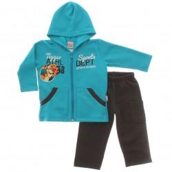 Agasalho Disney Tigr�o Infantil Menino Tigger Sport 29485