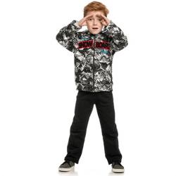 Agasalho Elian Infantil Menino Moletom Snowboard 30906