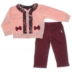 Agasalho Have Fun Infantil Menina Babado Franzido 29698