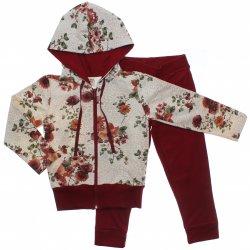 Agasalho Have Fun Infantil Menina Capuz Estampa Floral 31373