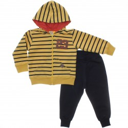Agasalho Have Fun Infantil Menino Capuz Listrado 29689