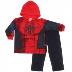 Agasalho Homem Aranha Infantil Jaqueta Capuz Estampada 29733