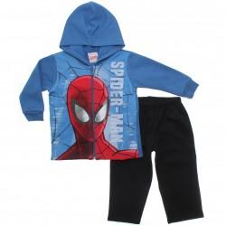 Agasalho Homem Aranha Infantil Jaqueta Capuz Spider Man 31070