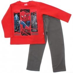 Agasalho Homem Aranha Infantil Menino Electro e Rhino 29605
