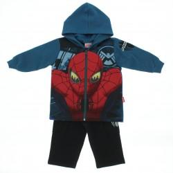 Agasalho Homem Aranha Infantil Menino Jaqueta Holografico