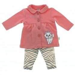 Agasalho Marie Beb� Menina Casaco Moletom Legging Zebra