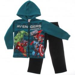 Agasalho Marvel Infantil Her�is Capuz Avengers 29616