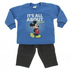 Agasalho Mickey Beb� Menino Estampa Its All About 27939