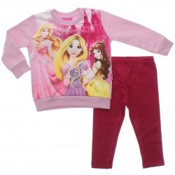 Agasalho Princesas Disney Blusão Moletom Estampa Gel 31076
