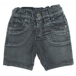 Bermuda Jeans Arti Colare Menino Infantil Bolso Bigode 27308