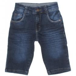 Bermuda Jeans Arti Colare Menino Juvenil Bigodinho 30464