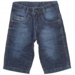 Bermuda Jeans Frommer Menino Bolso Presponto 30512