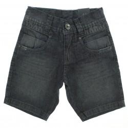 Bermuda Jeans Pull-ga Infantil Juvenil Menino Presponto27372
