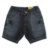 Bermuda Jeans Pull-ga Infantil Menino Presponto Bolso - 2457