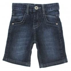 Bermuda Jeans Tandy Bee Infantil Menino Recorte Bolso - 2576