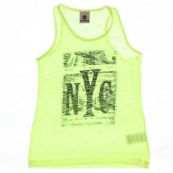 Blusa Extreme Juvenil Menina Regata NYC - 25565
