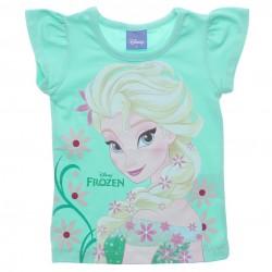 Blusa Frozen Disney Elsa com Glitter 30750